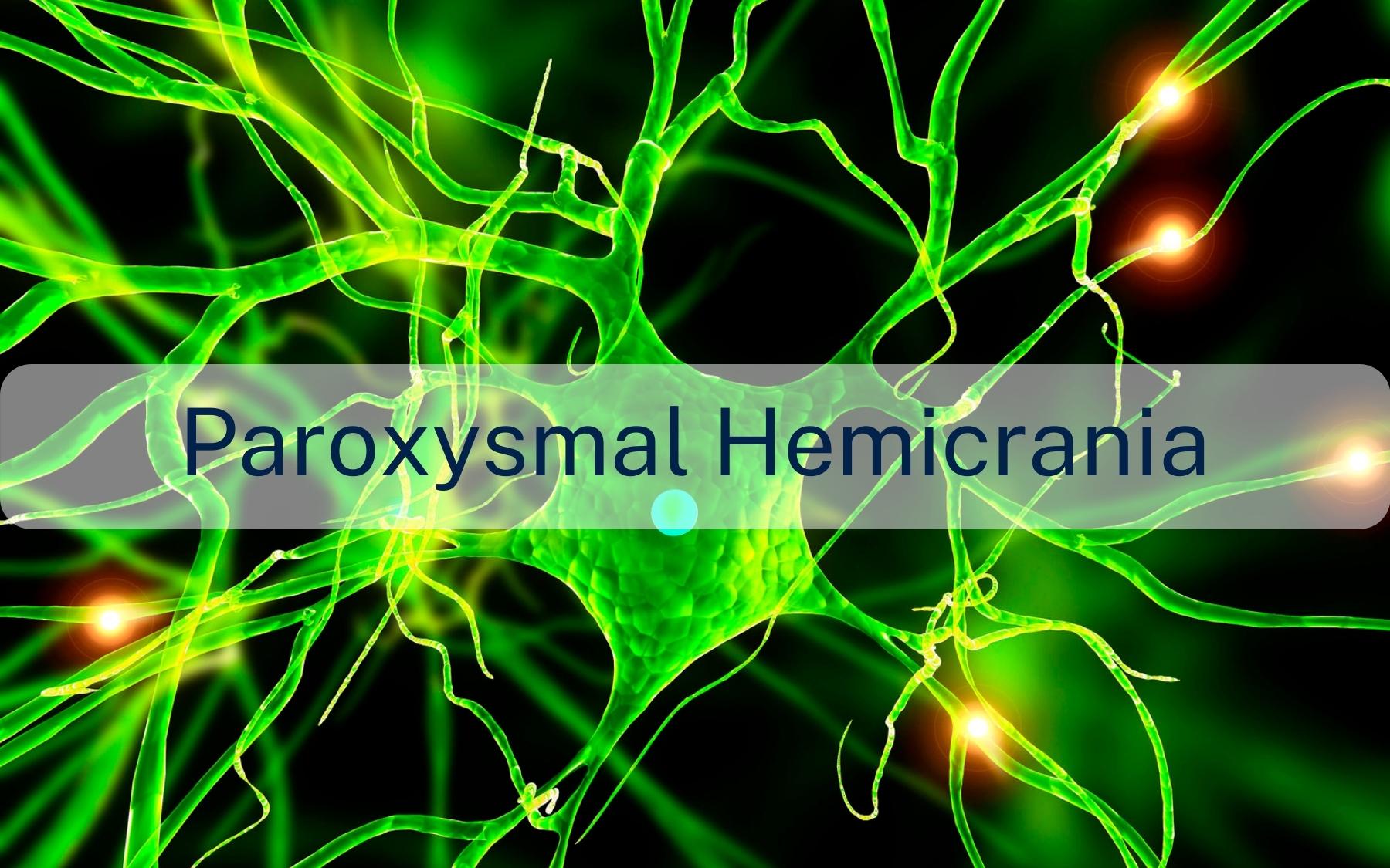 Paroxysmal hemicrania